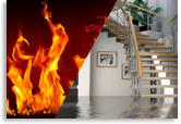 Fire & water restoration