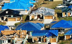 tarp-house